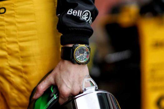 Nuovo Bell & Ross BR-X1 RS17, ispirato alla nuova F1 Renault [Fotogallery e Video]