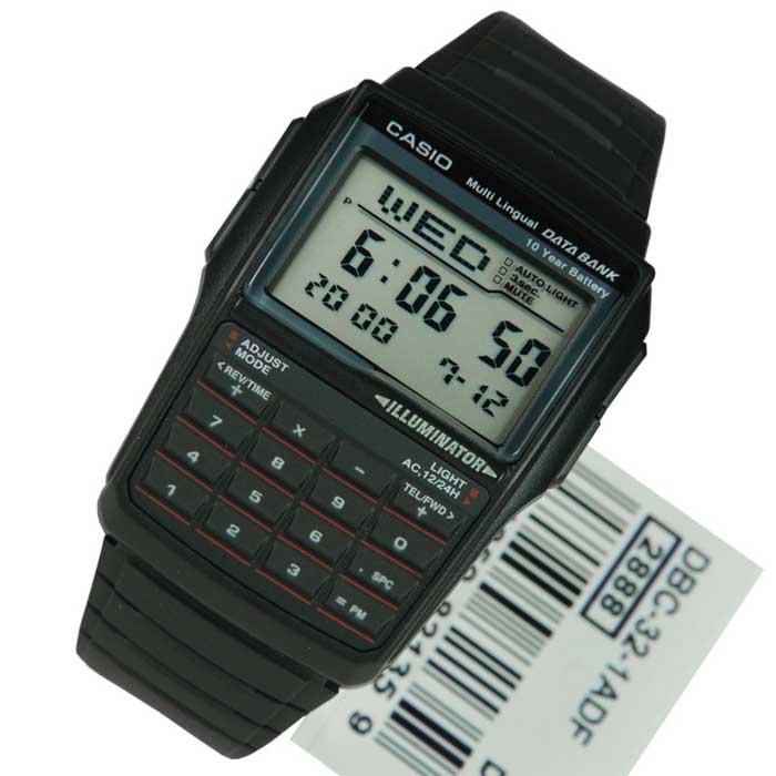 orologio Casio calcolatrice