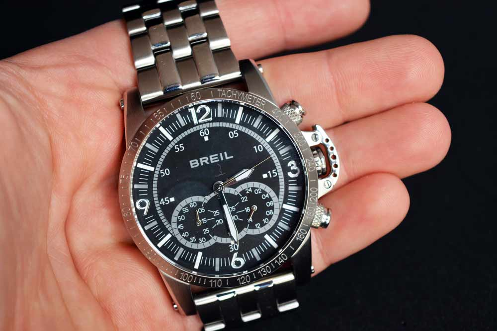 watch Breil TW1143 review
