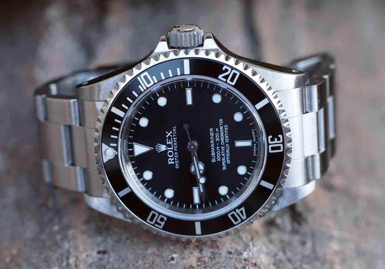 Recensione del Rolex 114060