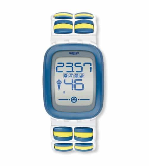 swatch touch zero one SUVW100