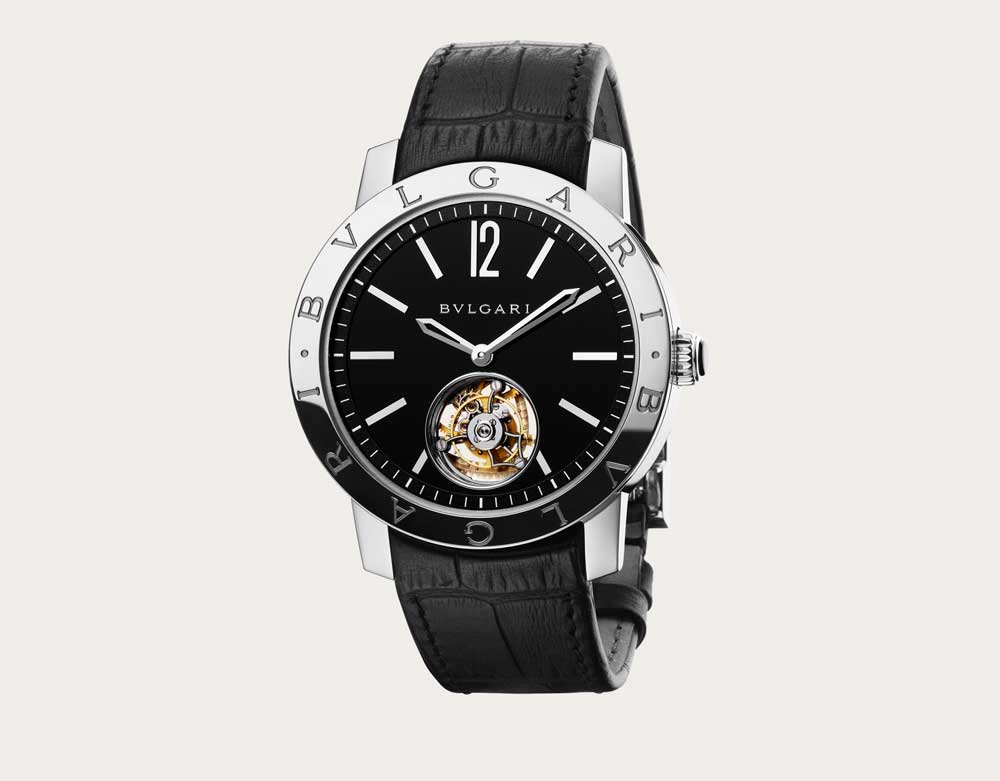 Bulgari Tourbillon 102212