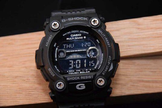 recensione del Casio G-Shock GW-7900B-1ER