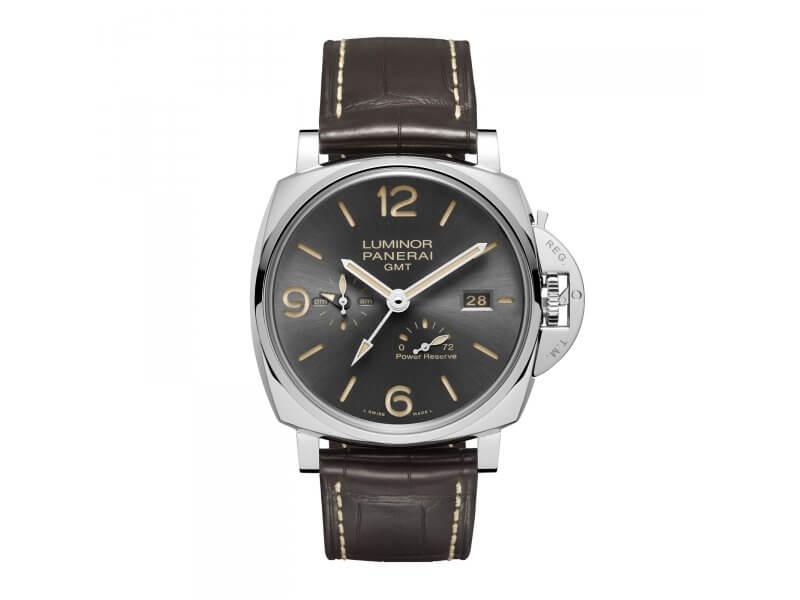 PANERAI LUMINOR DUE 3 DAYS GMT POWER RESERVE 45 MM