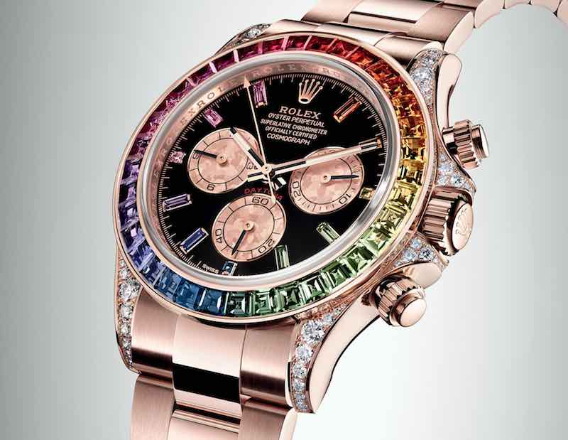 nuovo orologio Rolex Daytona presentato al Baselworld 2018