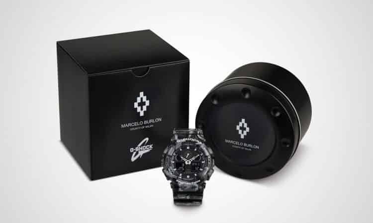 il prezzo dell'orologio g shock marcelo burlon prezzo
