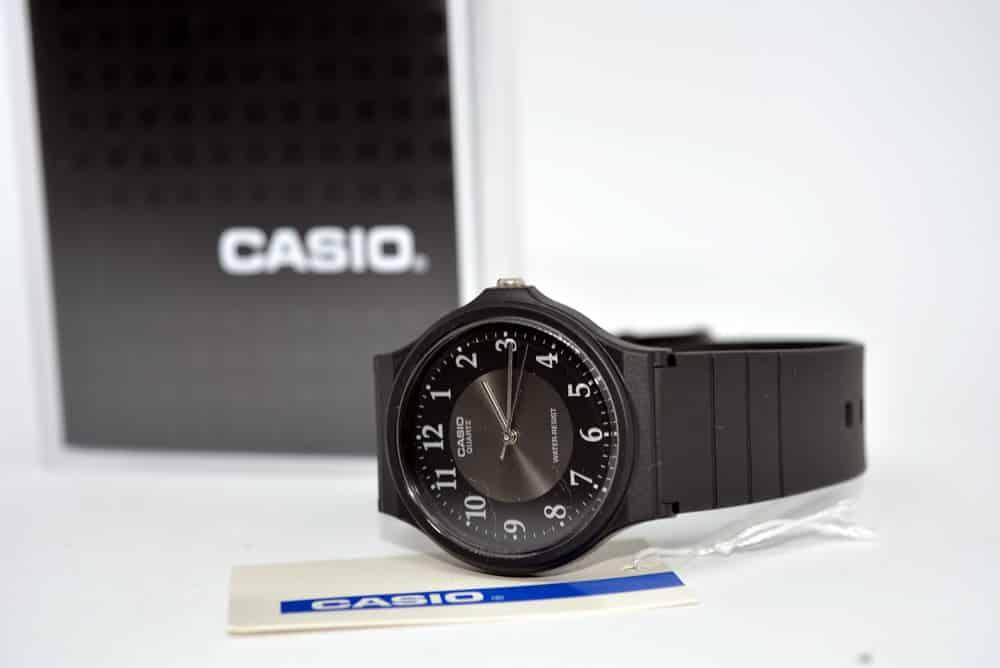 Casio MQ-24-1B3LLEF modello nero