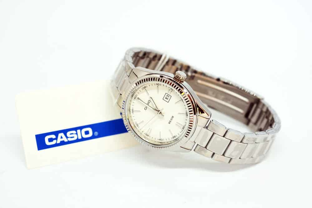 orologio casio lady