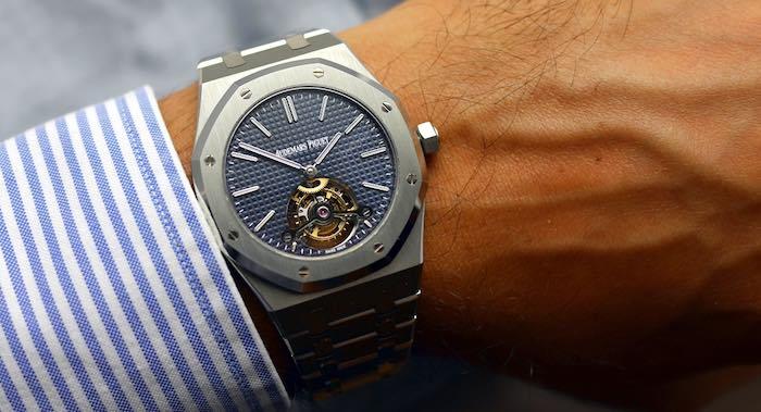 orologio tourbillon Audemars Piguet Tourbillon