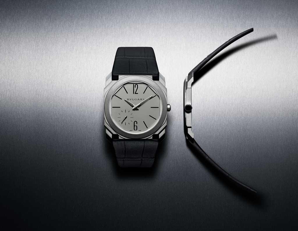 orologi belli ultrapiatti Bulgari Octo Finissimo Automatic
