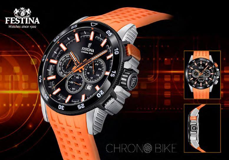 Chrono Bike 2018 Festina F20353