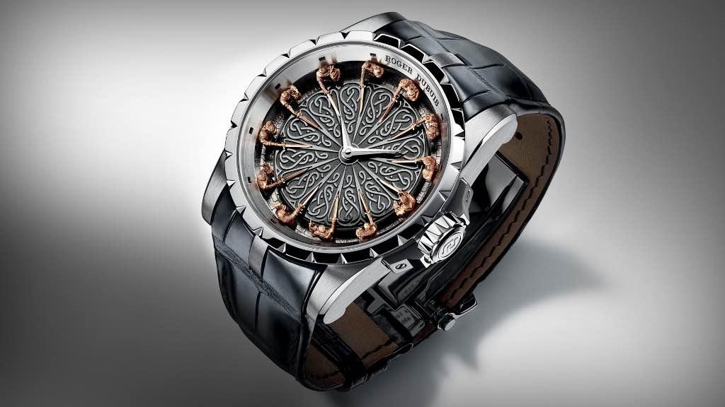 10 orologi più strani