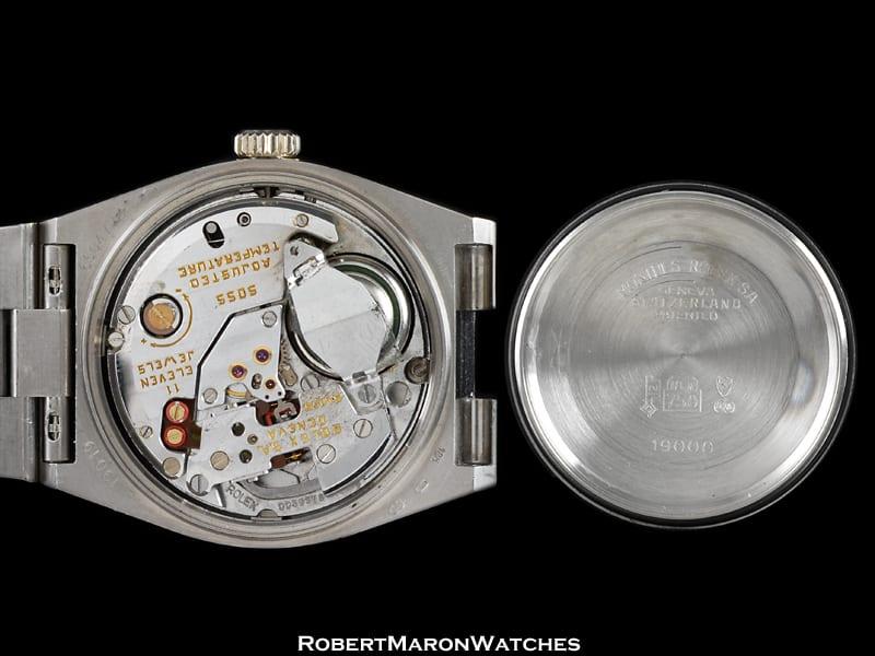 Rolex 19018 con calilbro 5055