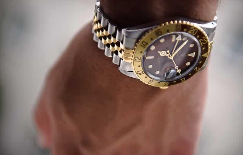 Rolex occhio di tigre GMT-Master 16753