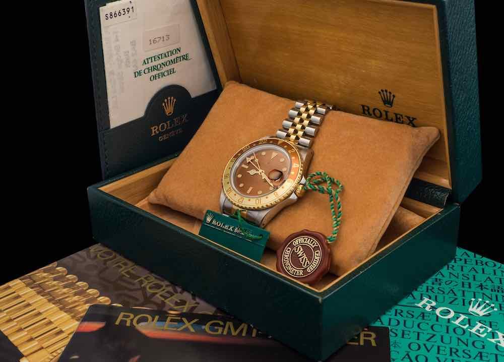 Rolex Occhio di Tigre Storia