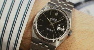 Rolex Oysterquartz la nascita del movimento