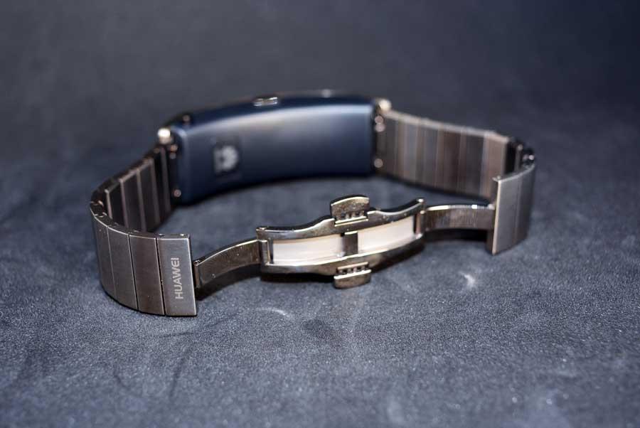 cinturino Huawei con chiusura deployante