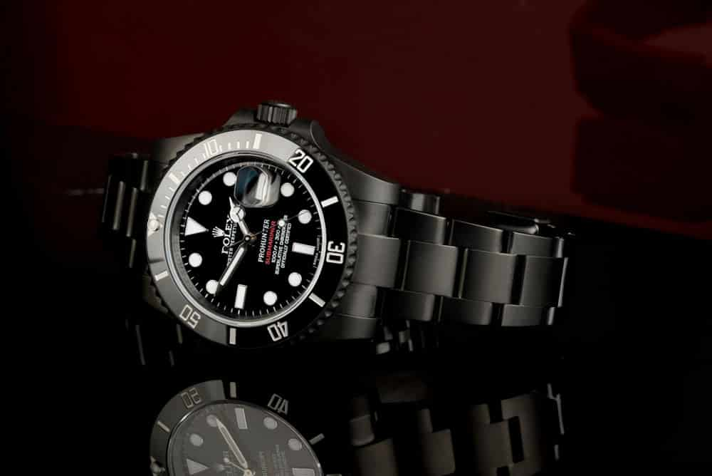 rolex pro hunter submariner