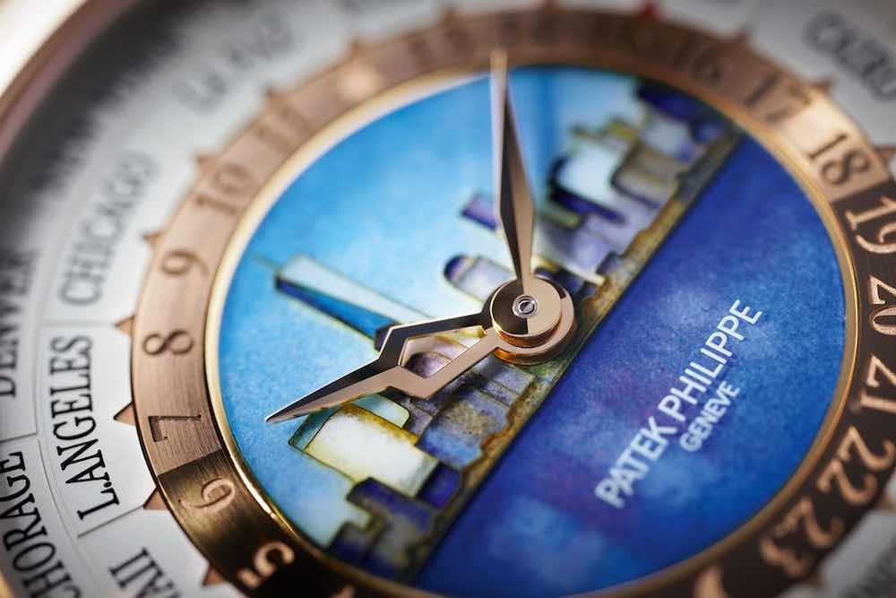 Patek Philippe al Art of Watches NY 2017