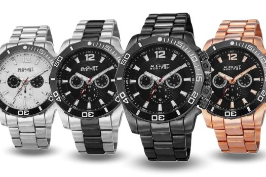 Orologi August Steiner: le nostre opinioni e il prezzo di questi orologi made in NY!
