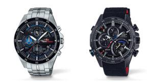 recensione orologio Casio Edifice Toro Rosso