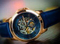 Recensioni orologi Fossil Grant