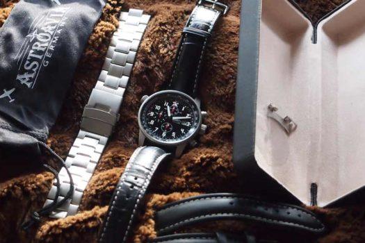 Orologi Astroavia, gli orologi militari Tedeschi