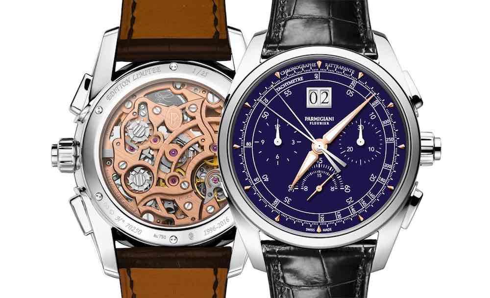 Recensione dei Parmigiani orologi