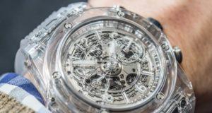 Orologi particolari: Hublot Big Bang Unico Sapphire