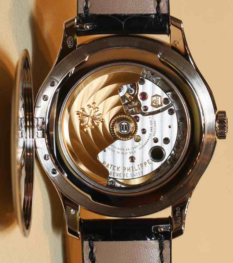 movimento Patek Philippe Ref 5227 calibro 324 S C