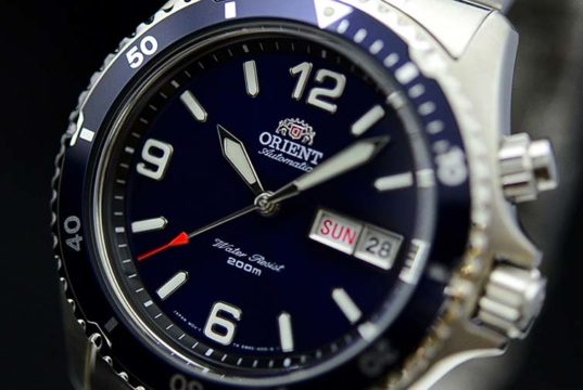 Orient CEM65002D Blu