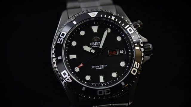 Recensione orologio Orient Diver Ray Scuba FEM65007B9