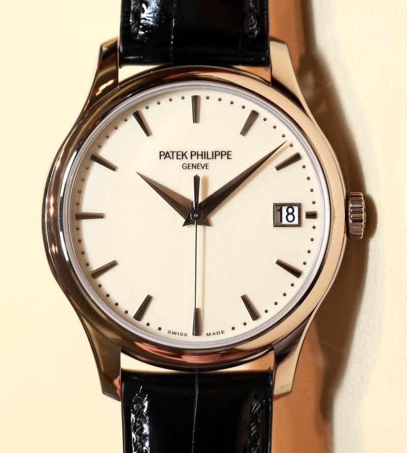 Quadrante orologio Patek Philippe Calatrava Automatic Ref. 5227