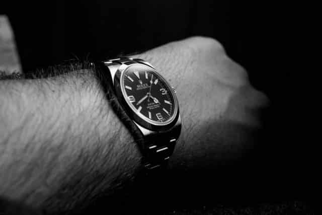 oyster rolex 214270
