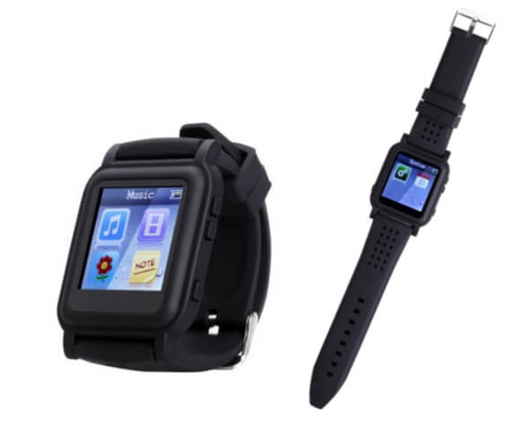 orologio touch screen