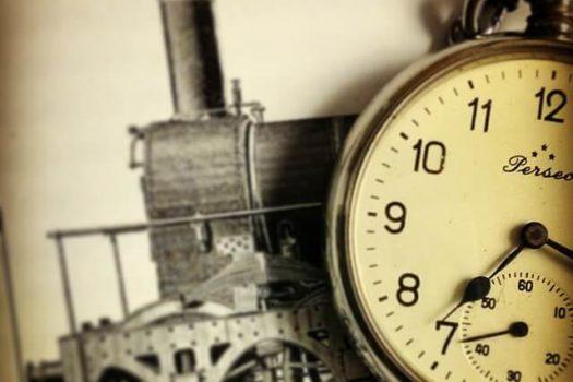Orologio da tasca Perseo – L'orologio delle ferrovie dello stato