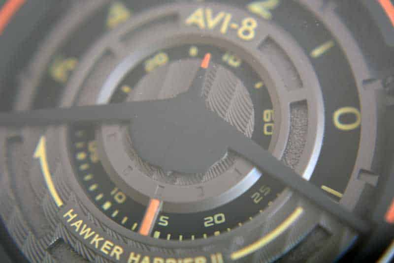 quadrante AV-4047 Hawker Harrier II