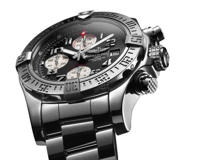 Breitling Avenger di Anthony Scaramucci