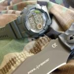 Casio G-Shock Verde GD-100MS-3ER