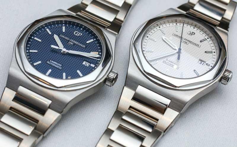 orologi Girard Perregaux laureato