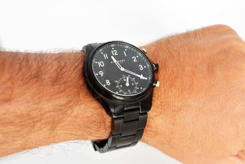 opinioni Kronaby Apex Connected Watch