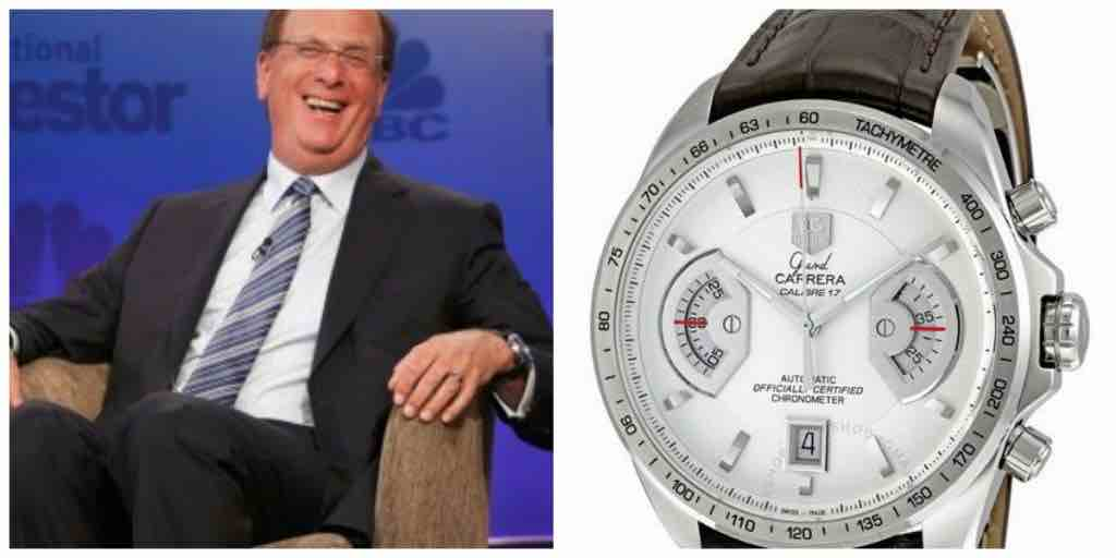Larry Fink watch
