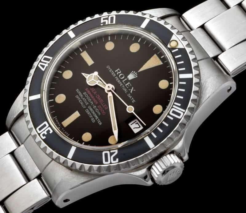 Rolex Ref. 1665 doppia scritta rossa Sea-Dweller