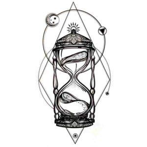 significato tattoo orologio