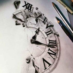 orologio tattoo significato