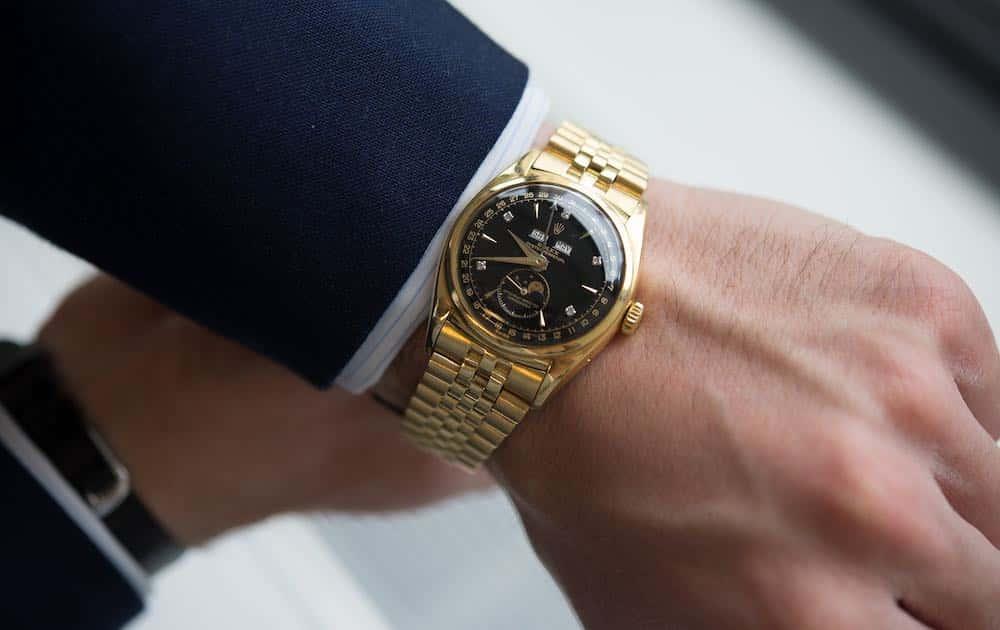 760792a1a326 Rolex Bao Dai Ref 6062, il secondo orologio Rolex più costoso al mondo