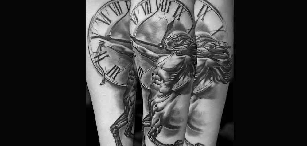 Orologio Tattoo