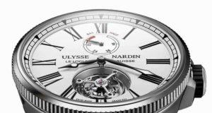 Ulysse Nardin Marine Tourbillon 1283-181/E0