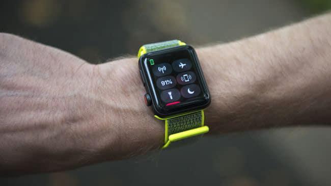 Nuovo Apple Watch series 3