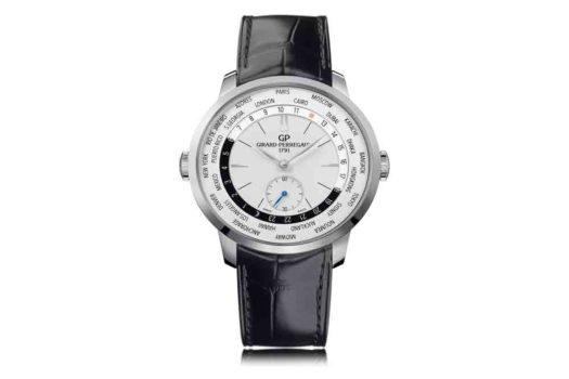 Girard Perregaux 1966: l'orologio che segna 24 fusi orari differenti